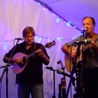 With Stan Graham at York Folk Weekend